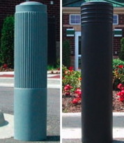 Decorative bollard