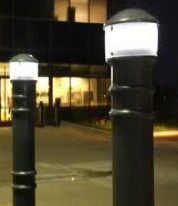 Lighted Bollards
